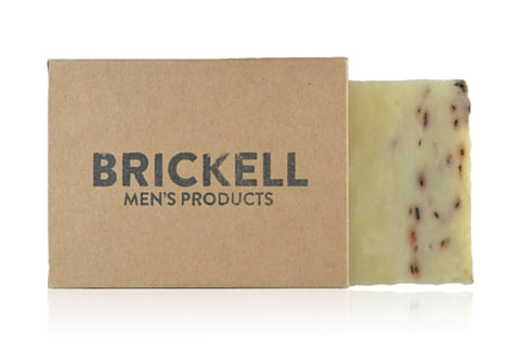 Dapper & Done | Brickell Soap Scrub Bar - Mint