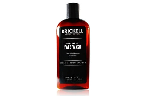 Brickell Clarifying Gel Face Wash