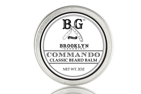 Dapper & Done | Commando Beard Balm