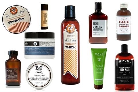 Men's Grooming Product Glossary