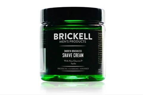 Dapper & Done | Brickell Smooth Brushless Shave Cream