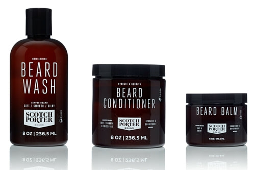 Scotch Porter Beard Products
