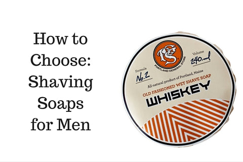 Dapper & Done | Shaving Soaps for Men