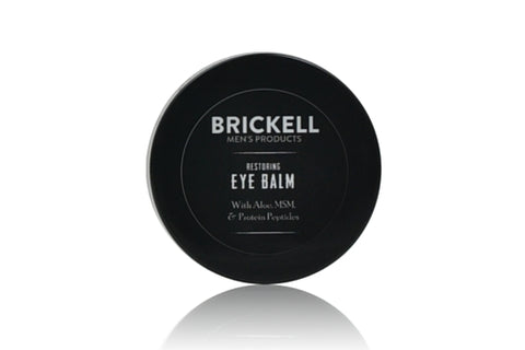 Dapper & Done | Restoring Eye Balm from Brickell