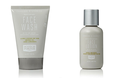 Scotch Porter Face Products