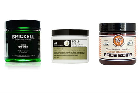How To Choose Face Scrubs For Men Dapper Done Business