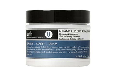 URTH Botanical Resurfacing Face Mask