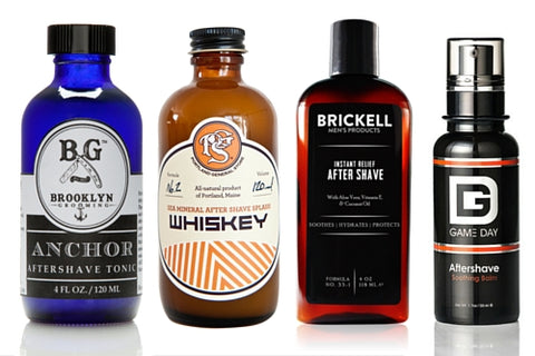 Dapper & Done | How to Choose: Aftershaves for Men