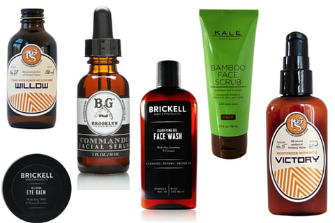 Dapper & Done | Men's Face Care Products Quiz