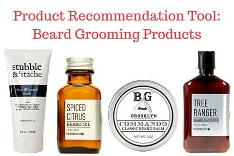 Product Recommendation Tool: Beard Grooming Products