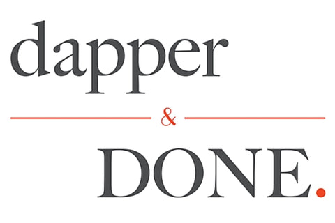 Dapper & Done Logo
