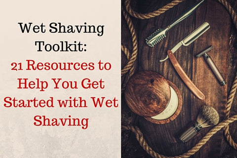 Wet Shaving Toolkit