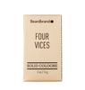 Dapper & Done  | Beardbrand Solid Cologne - Four Vices  - 4