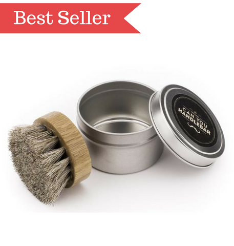 Dapper & Done | CanYouHandlebar Beard Oil Brush