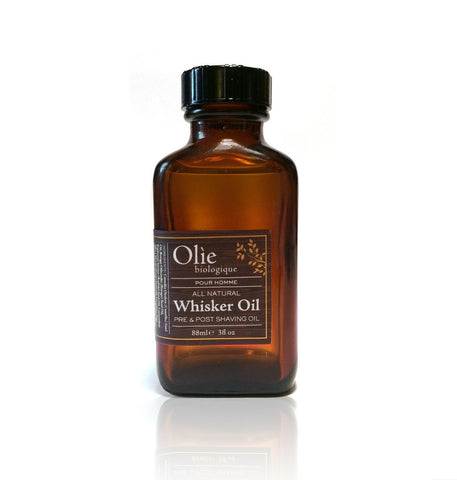 Olie Biologique All Natural Whisker Oil