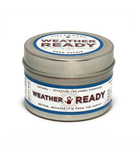 Dapper & Done  | Fieldworks Supply Weather Ready Hand Repair