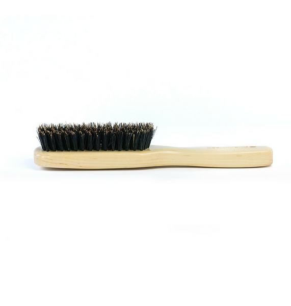 Dapper & Done  | Beardbrand Boar's Hair Brush  - 1