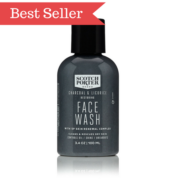 Dapper & Done | Scotch Porter Face Wash