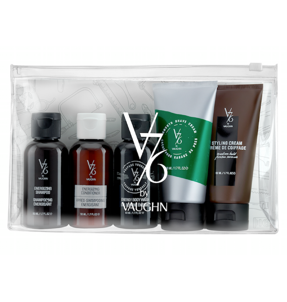 Dapper & Done  | V76 by Vaughn Well Groomed Travel Kit