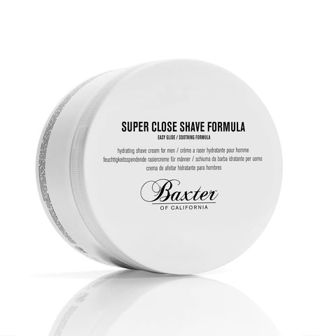 Dapper & Done | Baxter Super Close Shave