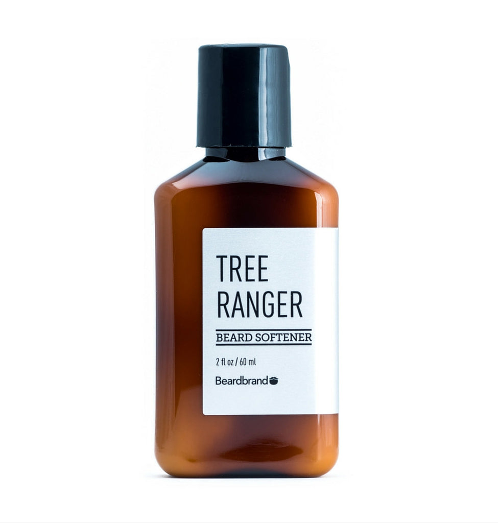 Dapper & Done  | Beardbrand Beard Softener - Tree Ranger Travel Size  - 1