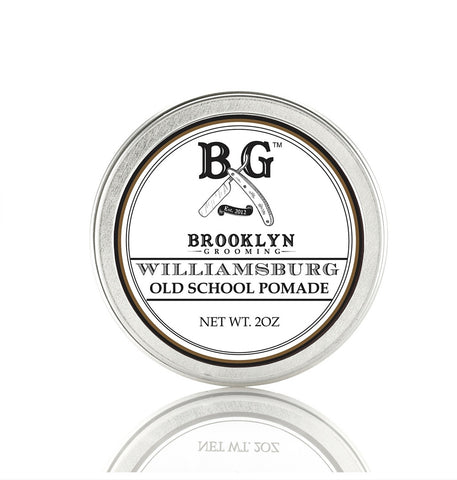 Brooklyn Grooming Classic Hair Pomade - Williamsburg