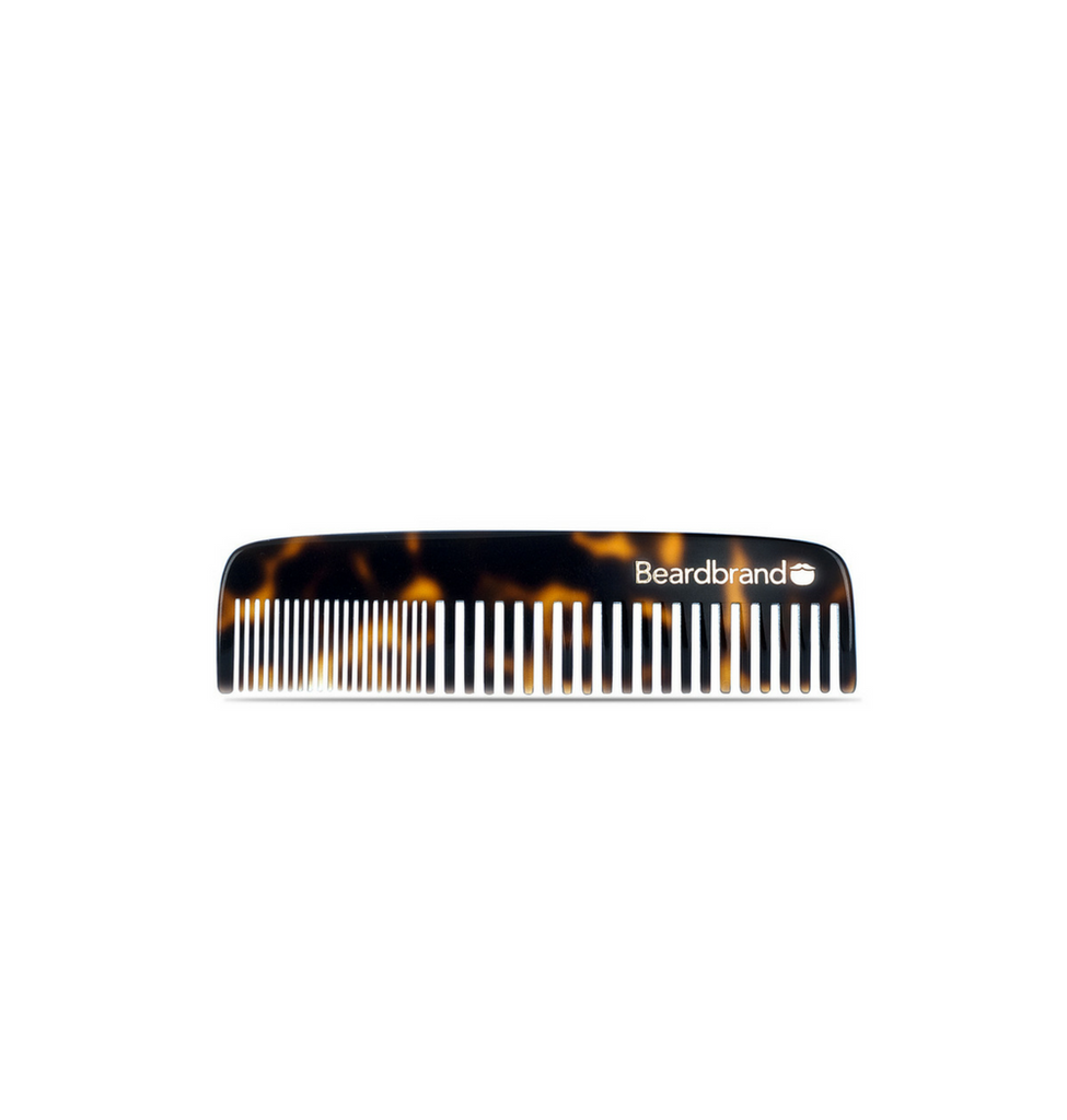 Dapper & Done | Beardbrand Pocket Beard Comb
