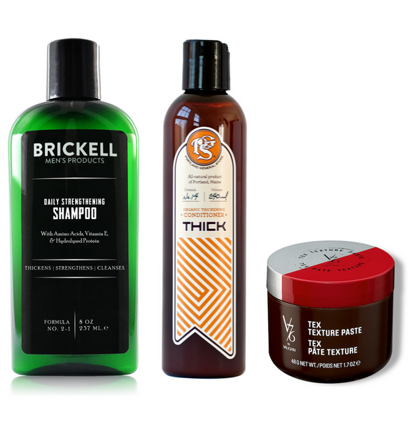 Dapper & Done | Build Your Own Hair Kit
