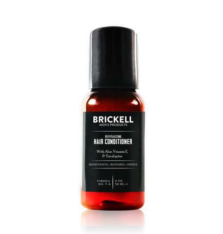 Dapper & Done  | Brickell Revitalizing Hair & Scalp Conditioner - Travel Size