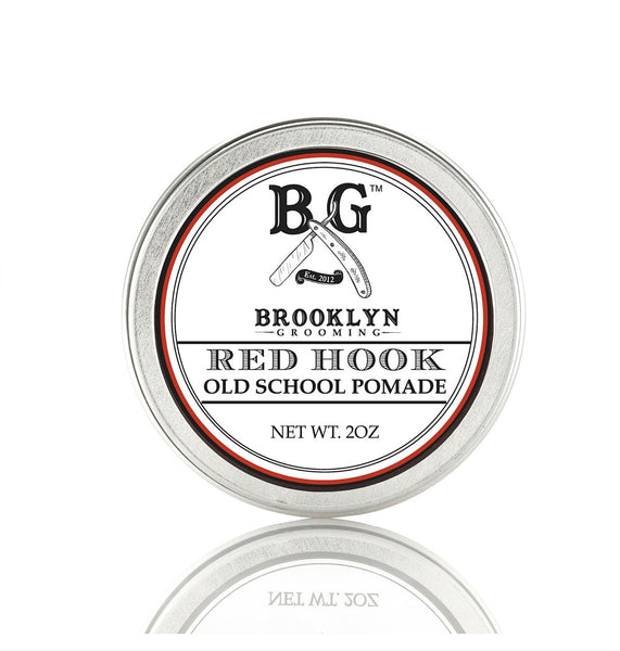Dapper & Done  | Brooklyn Grooming Classic Hair Pomade - Red Hook