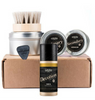 Dapper & Done  | CanYouHandlebar Basic Beard Care Kit: Devotion Beard Oil Bottle - Patchouli and Floral Scent  - 1