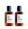 Dapper & Done  | Beardbrand Silver Line Beard Wash & Softener Kit - Travel Size  - 4