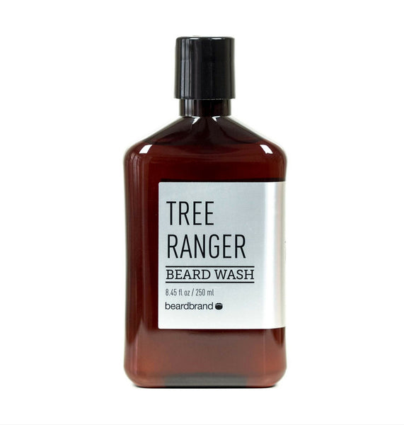 Dapper & Done  | Beardbrand Beard Wash - Tree Ranger  - 1