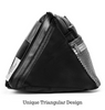 Dapper & Done Performance Dopp Kit - Side