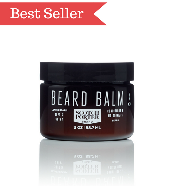 Dapper & Done | Scotch Porter Beard Balm