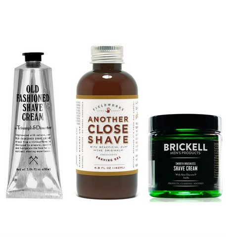 Dapper & Done  | Dapper & Done Discovery Subscription: Shaving Products (3 Shipments)  - 2