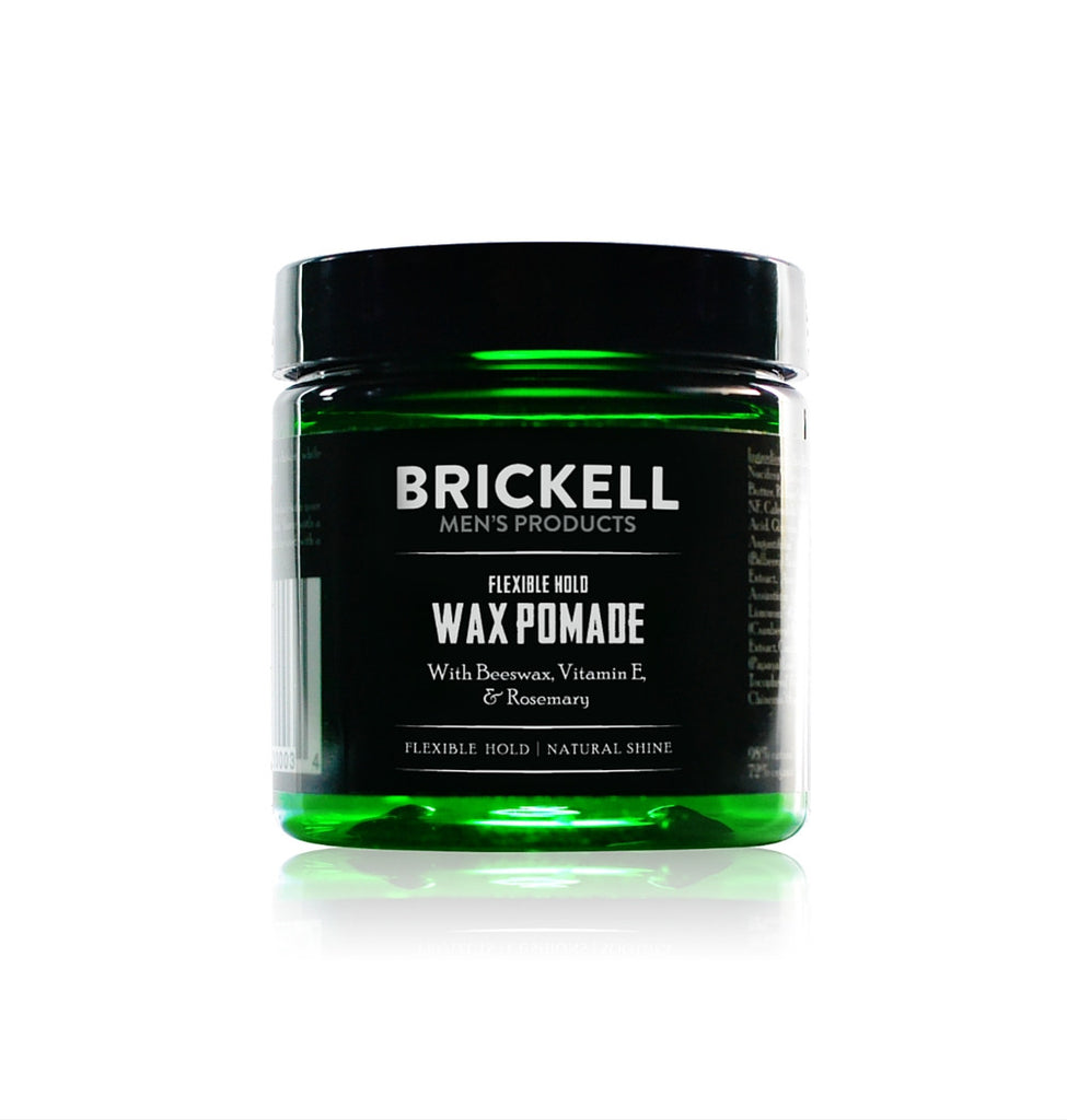 Dapper & Done | Brickell Flexible Hold Wax Pomade