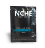 Dapper & Done  | Niche for Men Face & Body Deodorizing Wipes (10-Pack)  - 5