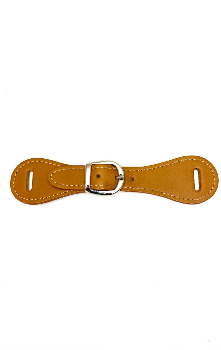 Leather Scarf Belt