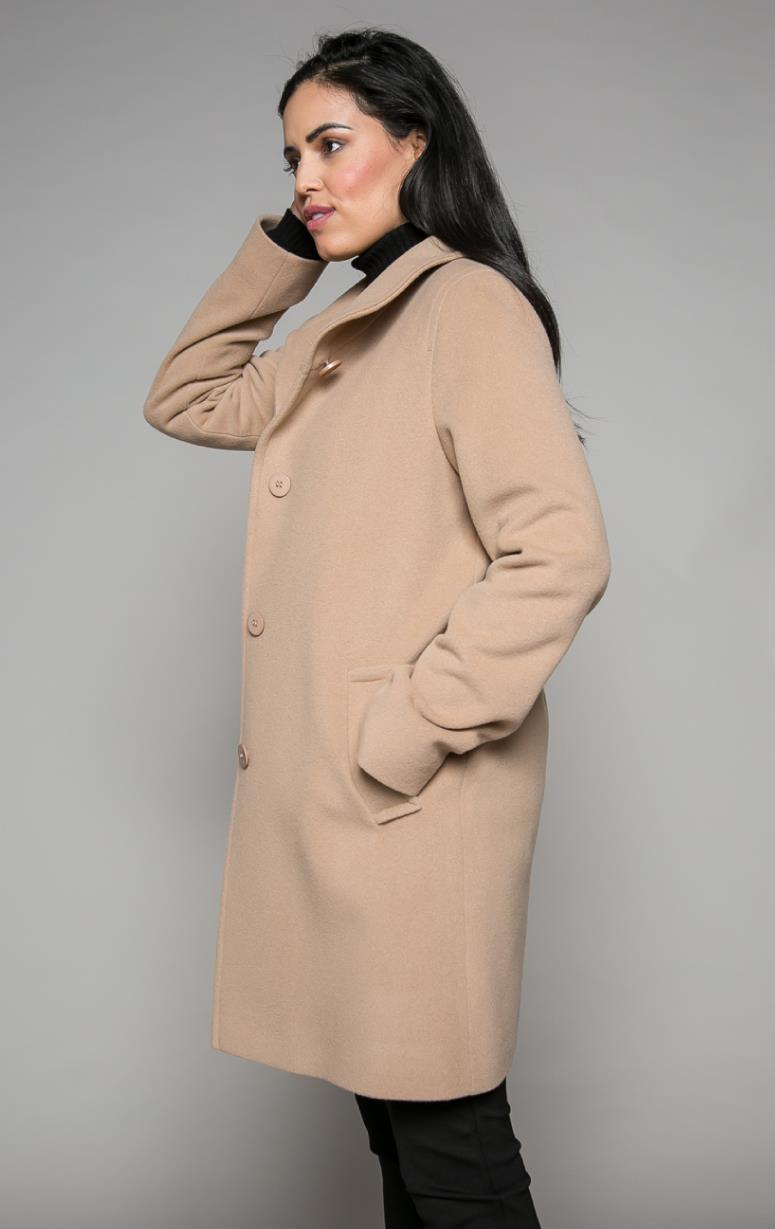 Classic Cloth Coat