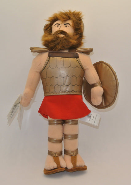Biblical Goliath Plush
