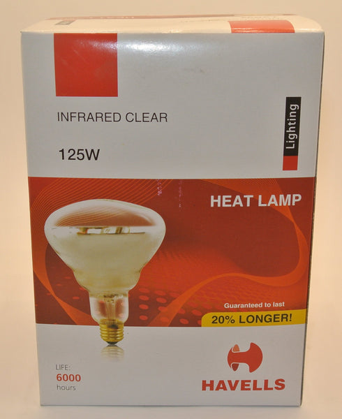125w Infrared Heat Lamp