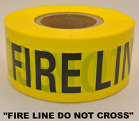 "Barricade Tape 3"" x 1000 ft."