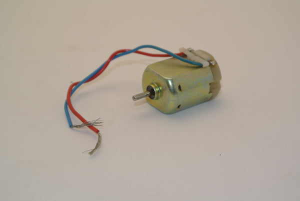 Low Voltage Toy Motor