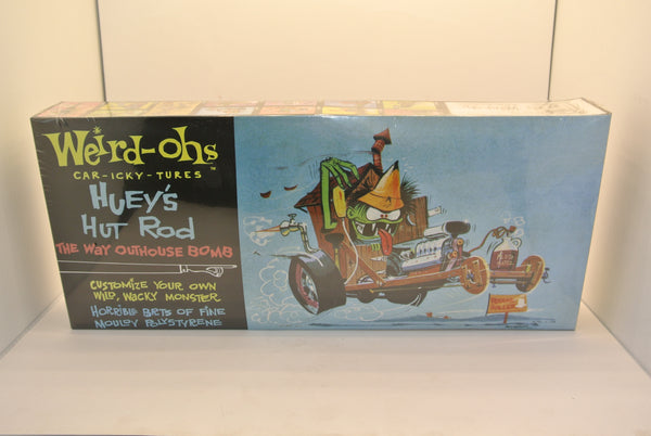 Weird-Ohs Model Kit