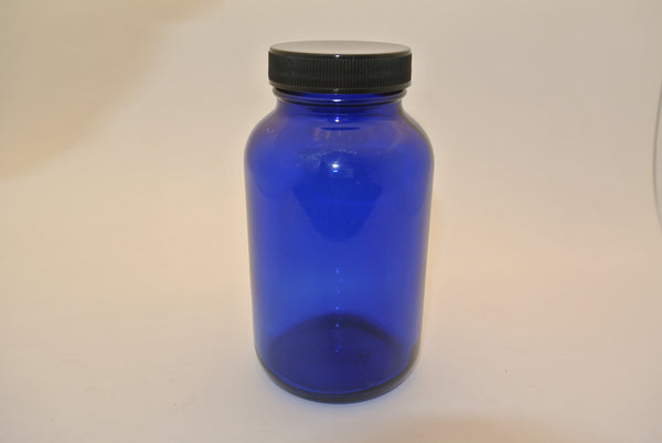 250mL Cobalt Blue Bottle