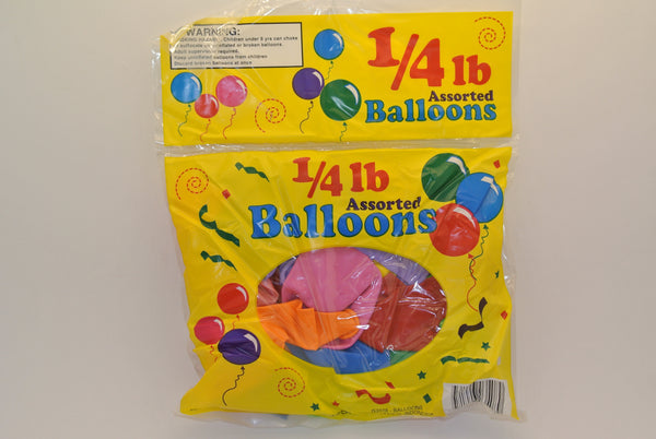Ye Olde Balloon Assortment