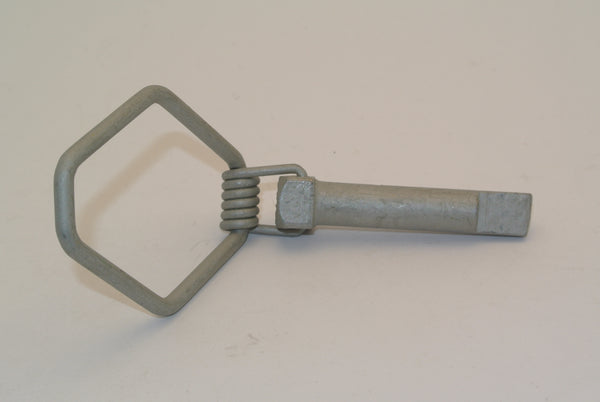 "3/8"" Steel SAFETY Lynch Pin"