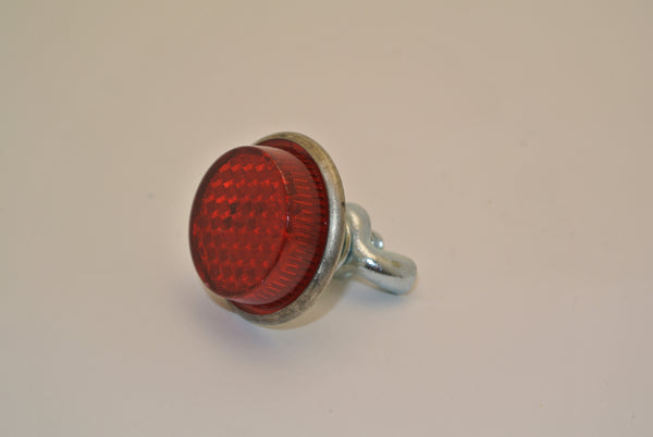 "3/4"" Red Reflector"