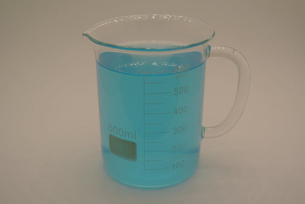 600mL Glass Beaker with Handle.